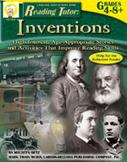Reading Tutor: Inventions by Mark Twain Media
