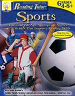 Reading Tutor: Sports by Mark Twain Media