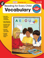 Reading for Every Child: Vocabulary, Grade 1