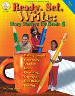 Ready, Set, Write: Grade 6 by Mark Twain Media
