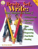 Ready, Set, Write: Grade 7 by Mark Twain Media