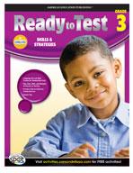 Ready to Test Language Arts and Math, Grade 3