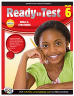 Ready to Test Language Arts and Math, Grade 6