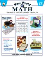 Real-World Math, Grades 1-2