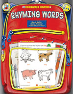 Rhyming Words, Grades Pk - 1