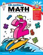 Rib-Ticklers Math, Grade 2