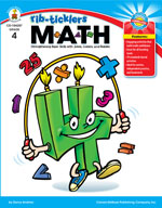 Rib-Ticklers Math, Grade 4