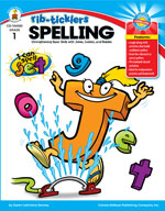 Rib-Ticklers Spelling Grade 1