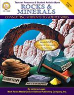 Rocks and Minerals by Mark Twain Media
