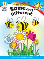 Same And Different, Grades Pk - K (ebook)