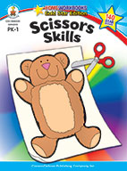 Scissors Skills, Grades Pk - 1 (ebook)