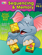Sequencing & Memory, Grades PK–2