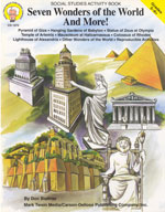 Seven Wonders of the World and More! by Mark Twain Media