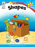 Shapes, Grades Pk - K (ebook)