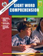 Sight Word Comprehension, Grades K-2