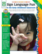 Sign Language Fun in the Early Childhood Class