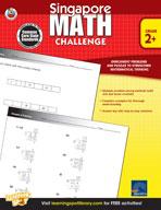 Singapore Math Challenge: Grades 2-5