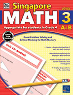 Singapore Math, Grade 4 (ebook)