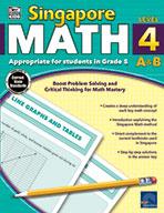 Singapore Math, Grade 5 (ebook)