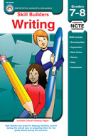 Skill Builders Writing, Grades 7-8
