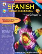 Spanish, Grades 6-12