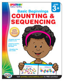 Spectrum Early Years Basic Beginnings: Counting and Sequencing