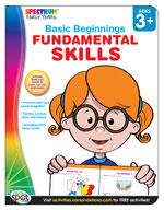 Spectrum Early Years Basic Beginnings: Fundamental Skills