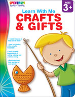 Spectrum Early Years Learn With Me: Crafts and Gifts