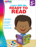 Spectrum Early Years Learn With Me: Ready to Read
