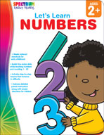 Spectrum Early Years: Let's Learn Numbers