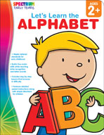 Spectrum Early Years: Let's Learn the Alphabet
