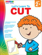Spectrum Early Years: Let's Learn to Cut