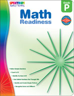 Spectrum Early Years: Math Readiness