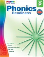 Spectrum Early Years: Phonics Readiness