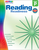 Spectrum Early Years: Reading Readiness