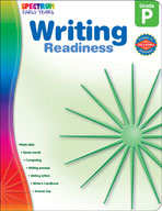 Spectrum Early Years: Writing Readiness