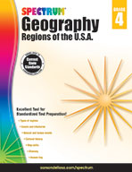 Spectrum Geography, Grade 4 (ebook)