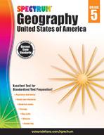 Spectrum Geography, Grade 5 (ebook)