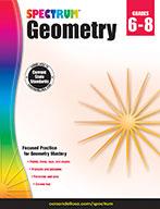 Spectrum Geometry, Grades 6-8 (eBook)