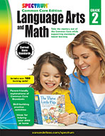 Spectrum Language Arts And Math, Grade 2