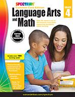 Spectrum Language Arts And Math, Grade 4