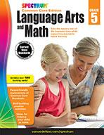 Spectrum Language Arts And Math, Grade 5