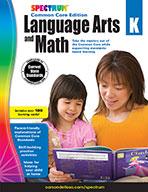 Spectrum Language Arts And Math, K