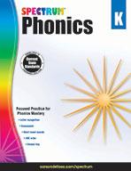 Spectrum Phonics, K