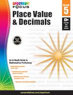 Spectrum Place Value, Decimals, And Rounding