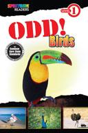 Spectrum Readers Level 1: Odd! Birds