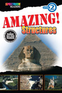 Spectrum Readers Level 2: Amazing! Structures