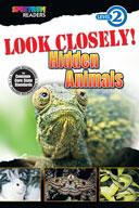 Spectrum Readers Level 2: Look Closely! Hidden Animals