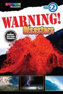 Spectrum Readers Level 2: Warning! Disasters