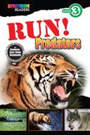 Spectrum Readers Level 3: Run! Predators